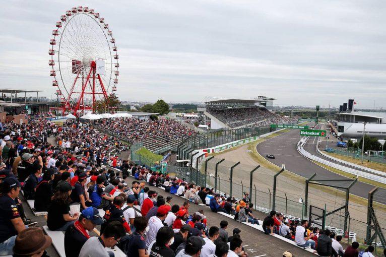 F1 | F1 Topic:厳しい制限下で行われるグランプリ。コロナ禍で日本GP開催に向け乗り越えるべきハードルは