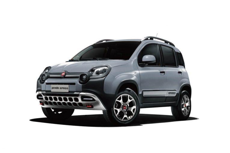 クルマ | フィアット、小さくてタフな限定車『パンダ・クロス4×4』を導入。215台限定発売