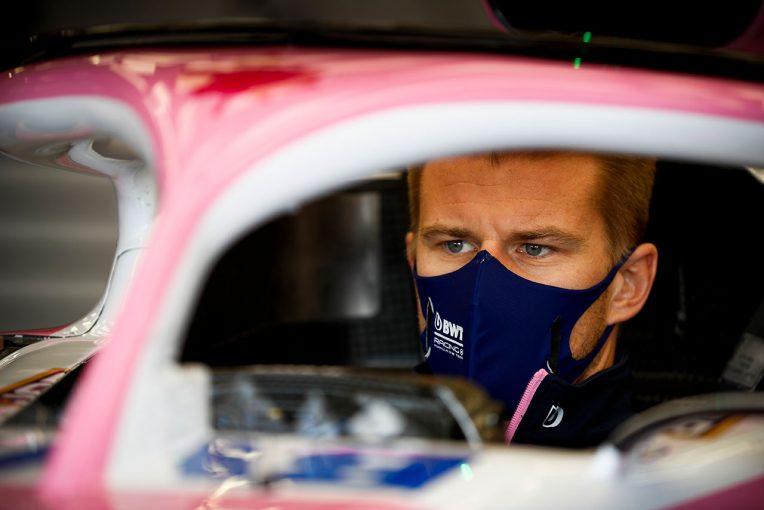 F1   「ペレスの優勝により、話は終わった」アルボン後任候補だったヒュルケンベルグ、レッドブルF1との議論を振り返る