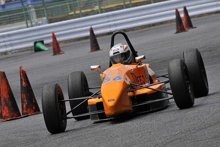 インフォメーション   ディープレーシング、5月19日にドライバーオーディション&フォーミュラカー体験試乗会を開催