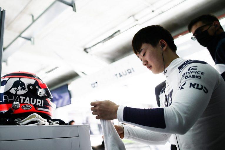 F1 | 角田裕毅、初挑戦のポルトガルへ「序盤2戦とは全く異なる状況。フリー走行を最大活用して適応したい」F1第3戦プレビュー