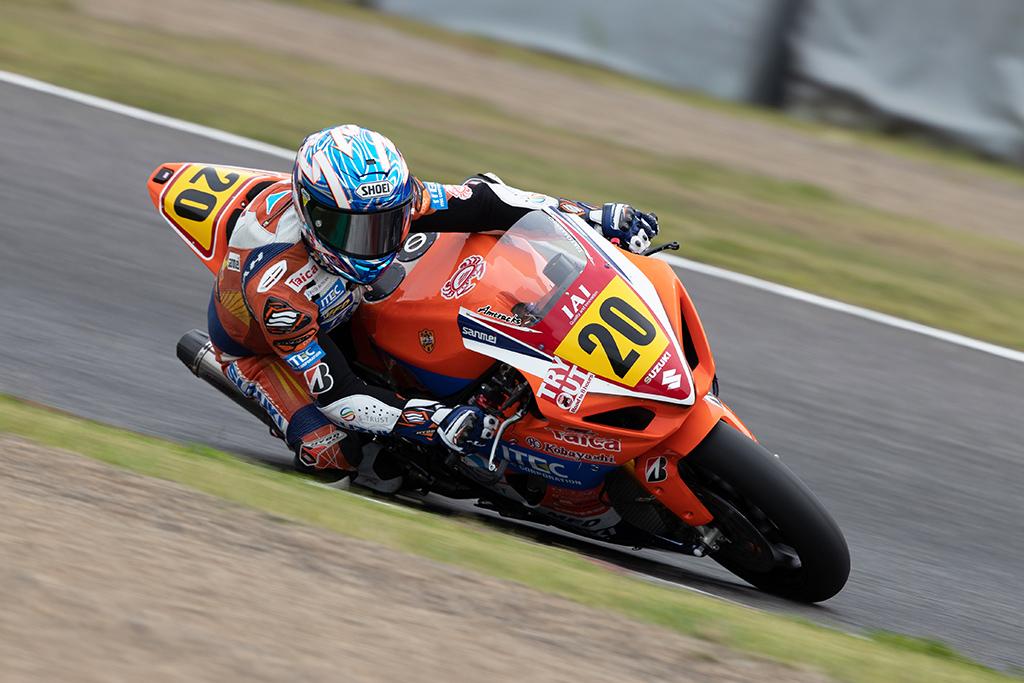 スズキ 全日本ロードレース第2戦鈴鹿2&4 レースレポート