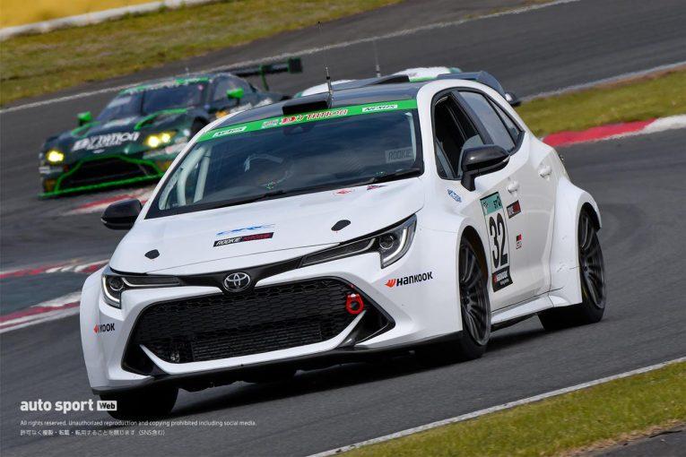 国内レース他 | 見えてきた水素エンジン搭載カローラ・スポーツ。基礎研究の成果とレース出場での開発スピードアップ