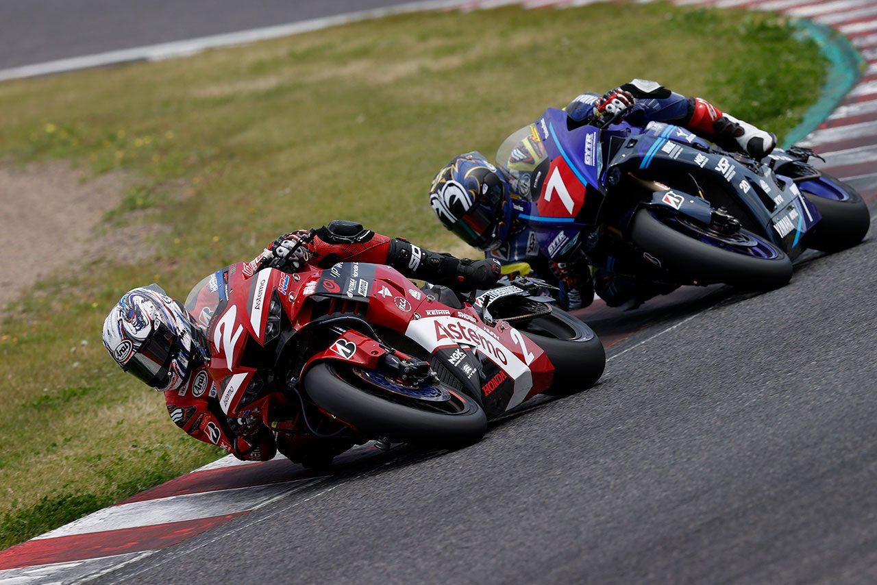 Astemo Honda Dream SI Racing 全日本ロード第2戦鈴鹿2&4 レースレポート