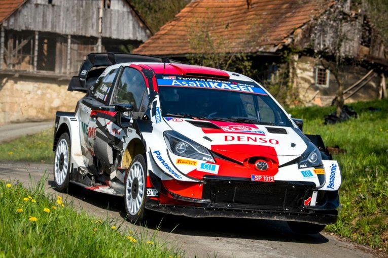 ラリー/WRC | 事故で背中とクルマを痛めながら接戦制したオジエに、罰金と執行猶予付き出場停止処分/WRC