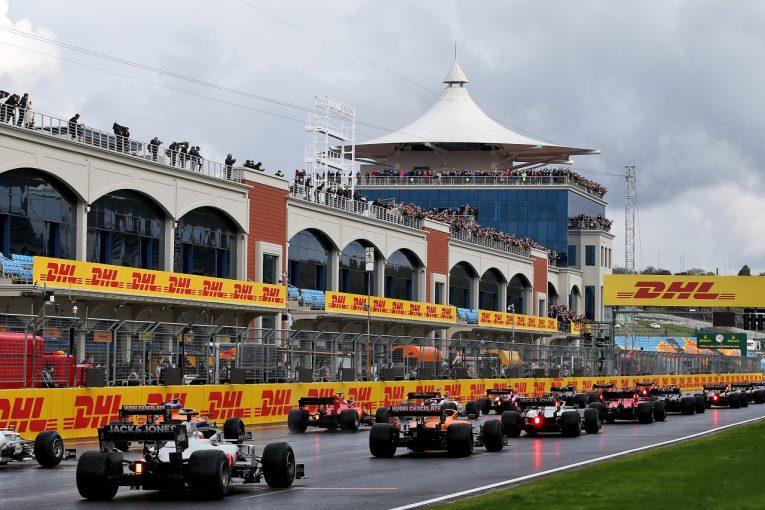 F1 | F1トルコGPの開催が決定。シンガポールの代替レースとして、ロシア&日本との3連戦に