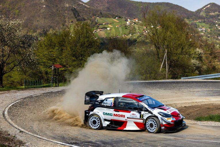 ラリー/WRC | 【動画】2021WRC第3戦クロアチア ダイジェスト