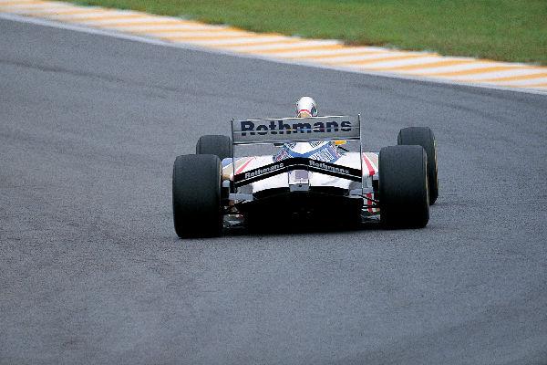 セナ以外まともにドライブできなかったニューウェイの過ち—ウイリアムズFW16(1994)