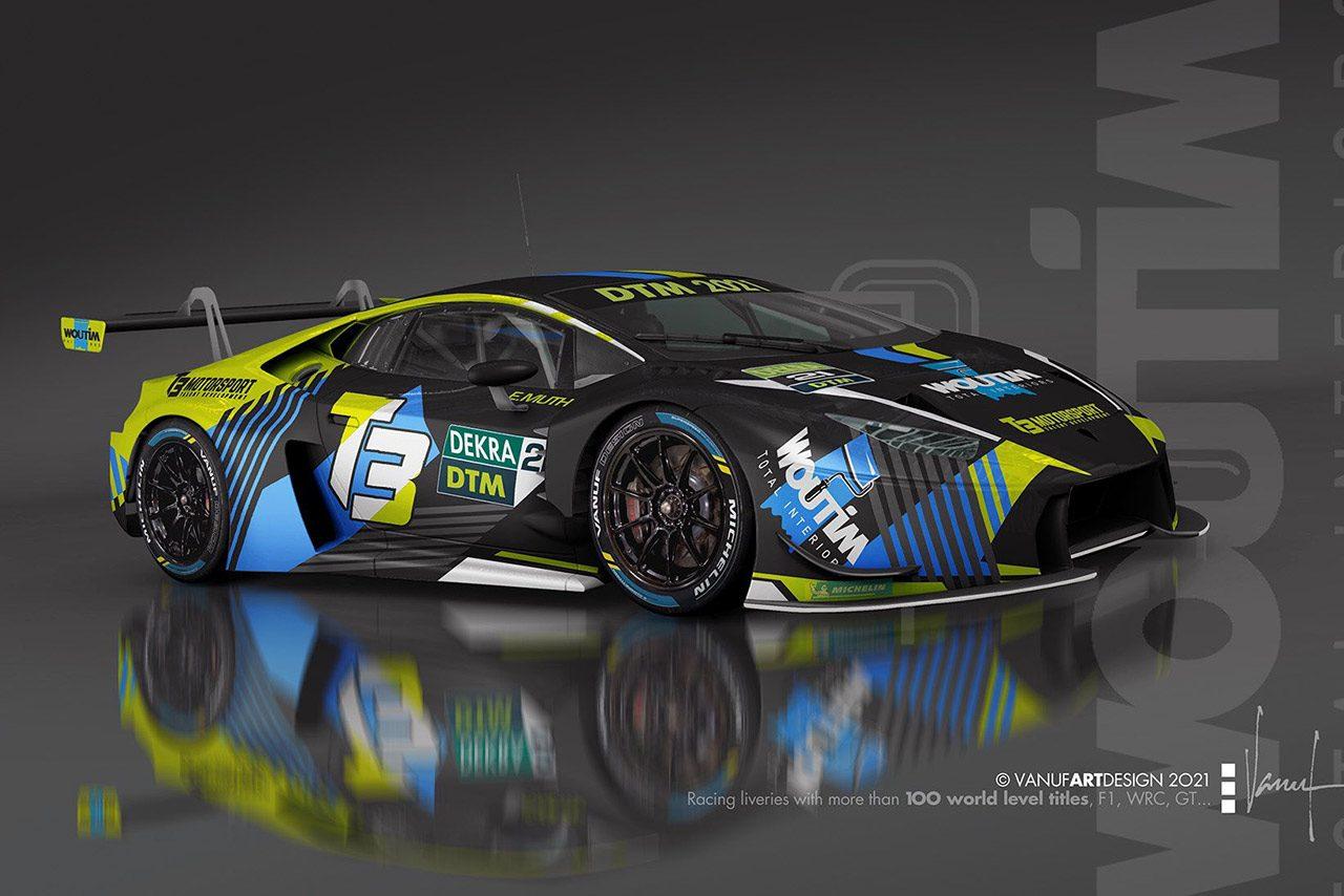ランボルギーニ・ウラカンGT3 Evo