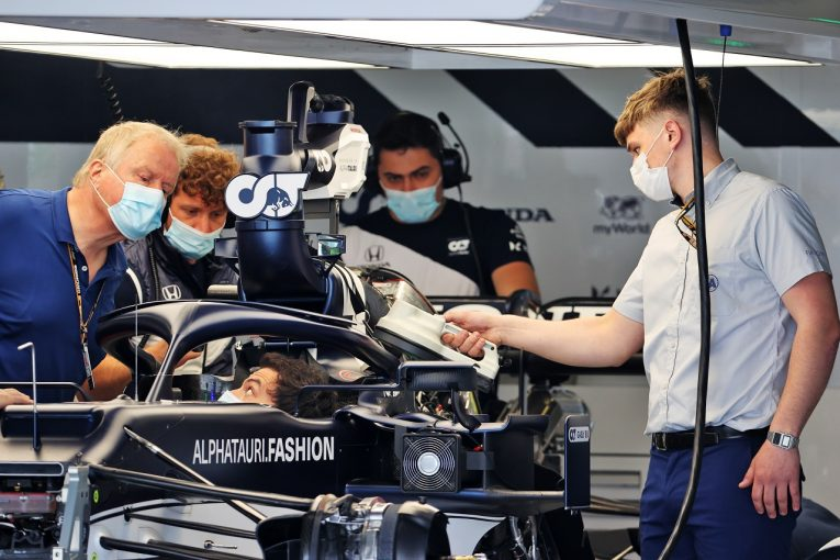 F1 | 【F1技術企画】2021年マシンのカウルの中を覗く(1):アルファタウリとメルセデス