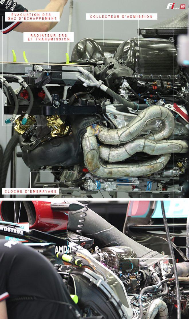 メルセデスF1 W12(2021年F1第2戦エミリア・ロマーニャGP)