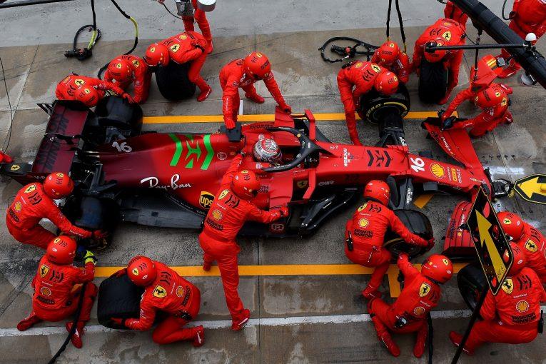 F1 | 【F1技術企画】2021年マシンのカウルの中を覗く(2):フェラーリとマクラーレン