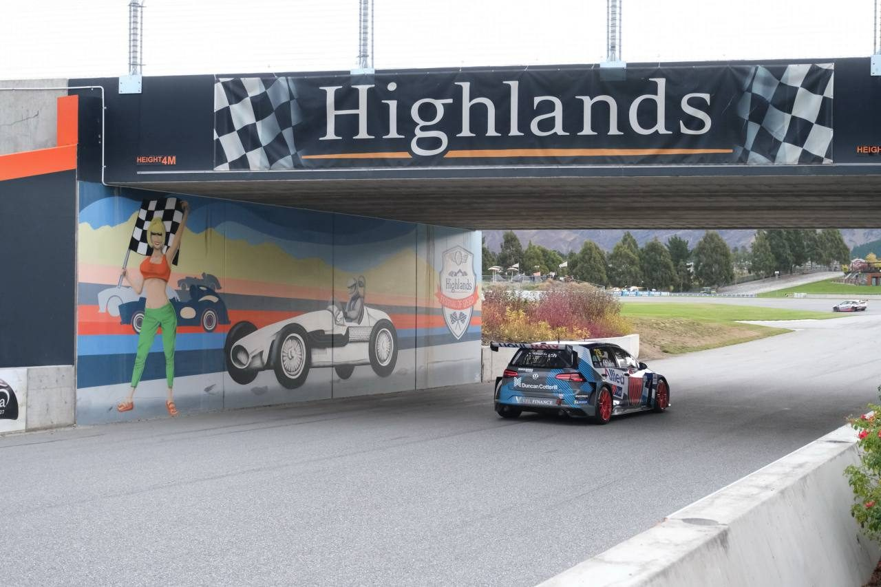 1戦限りの2021年TCR NZは、ヘイデン・パッドンが勝利を飾るもタイトル獲得はならず