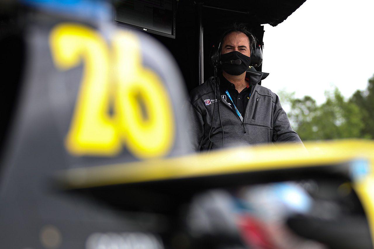 二世ドライバーのジンクスを跳ね除けるハータの速さ「僕はインディカーでチャンピオンになりたい」