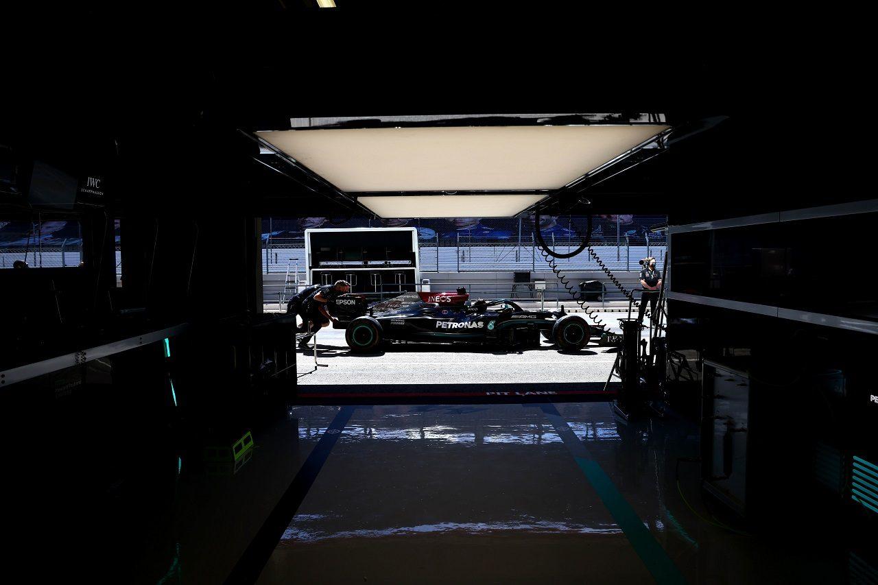 Photo of メルセデスF1代表「選手権で今首位にいるのはラッキー」ポルトガルでもレッドブルとは拮抗した戦いに | F1 | autosport web | オートスポーツweb