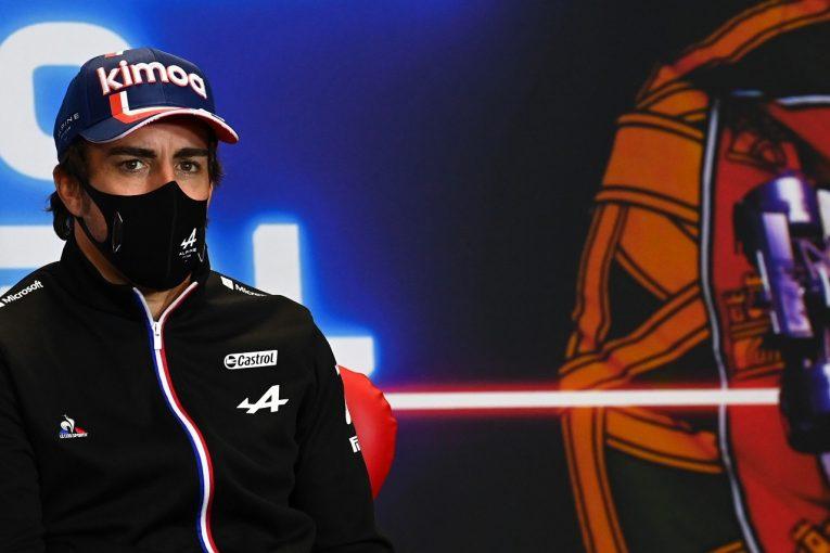 F1 | アロンソ、アルガルベ・サーキットでのレースに初挑戦「連続入賞を狙いたい」