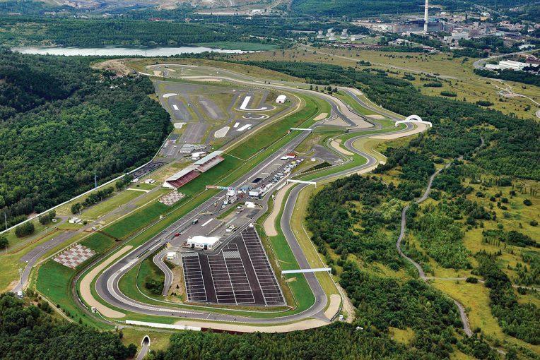 MotoGP   SBK:チェコのオートドローム・モストを日程に追加。オーストラリアは開催中止に