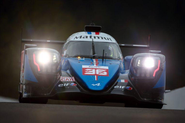 ル・マン/WEC | アルピーヌが全体ベスト。トヨタが続く【タイム結果】2021年WEC第1戦スパ6時間 FP2