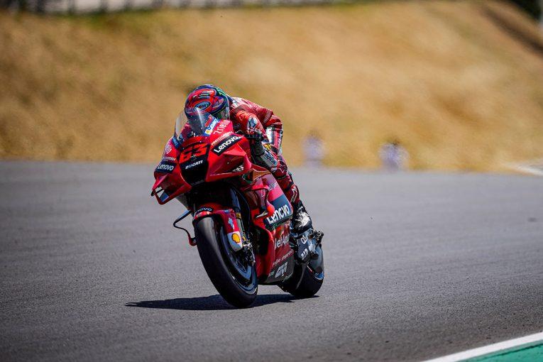 MotoGP | 【タイム結果】2021MotoGP第4戦スペインGP フリー走行2回目