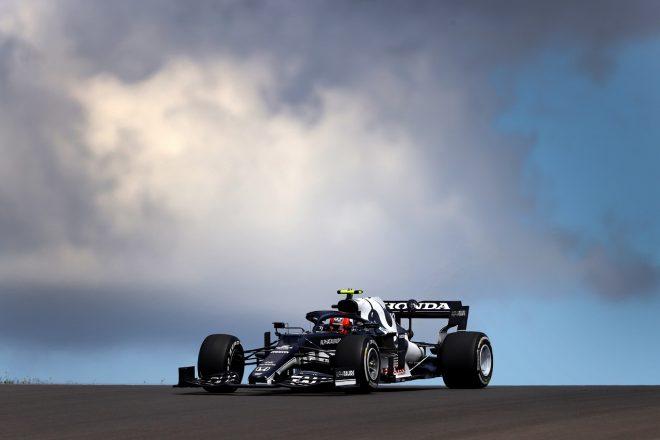 2021年F1第3戦ポルトガルGP ピエール・ガスリー(アルファタウリ・ホンダ)
