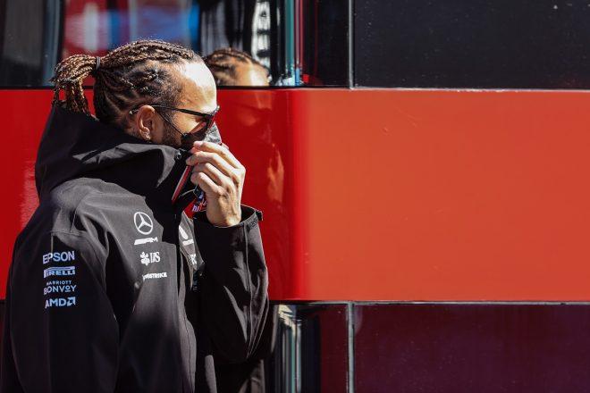 2021年F1第3戦ポルトガルGP ルイス・ハミルトン(メルセデス)