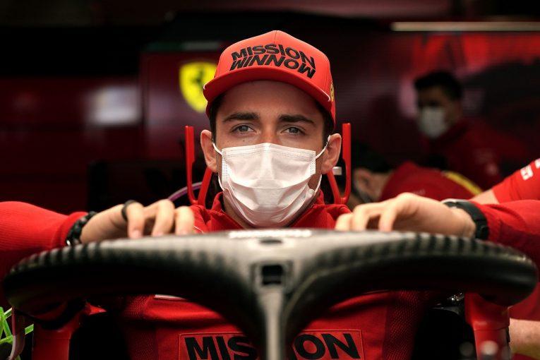 F1 | ルクレール「トリッキーなコンディションで走るのは大好き。速さを感じた」フェラーリ/F1第3戦金曜