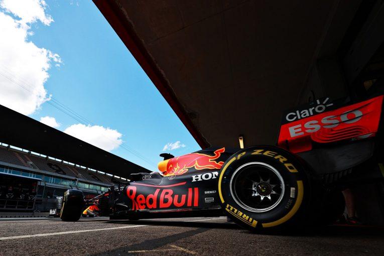 F1 | ホンダ勢は2列目から勝利を狙う。田辺TD、14番グリッドの角田に「アグレッシブな走りを期待」/F1第3戦予選
