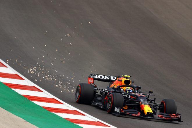 2021年F1第3戦ポルトガルGP セルジオ・ペレス(レッドブル・ホンダ)