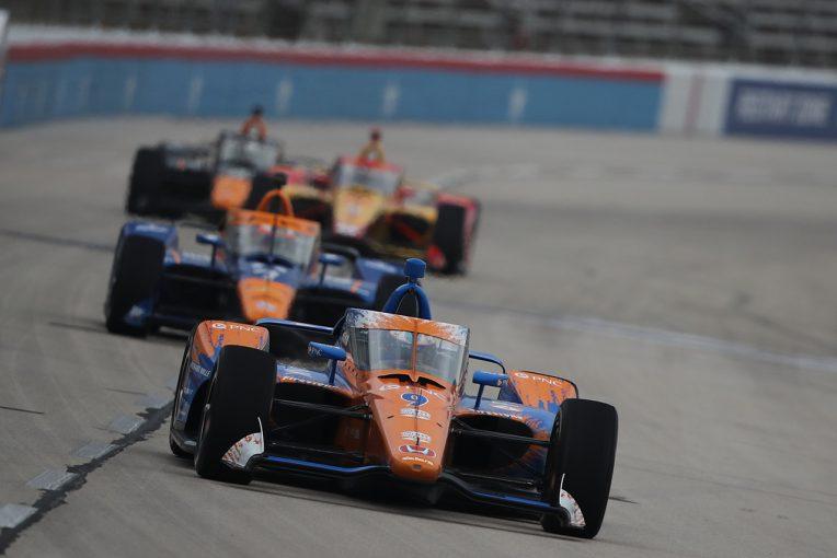 海外レース他   王者ディクソンが完勝【順位結果】インディカー第3戦テキサス決勝レース