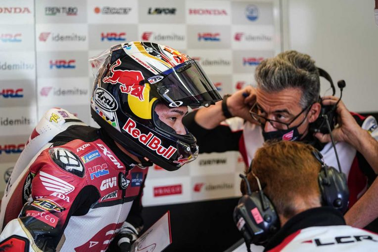 MotoGP   中上貴晶、今季ベストの予選5番手「トップで戦えるように全力を尽くします」/MotoGP第4戦スペインGP