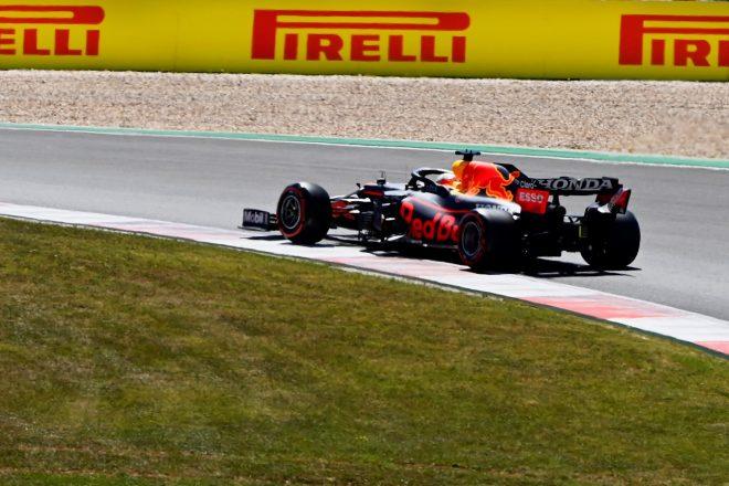 2021年F1第3戦ポルトガルGP マックス・フェルスタッペン(レッドブル・ホンダ)