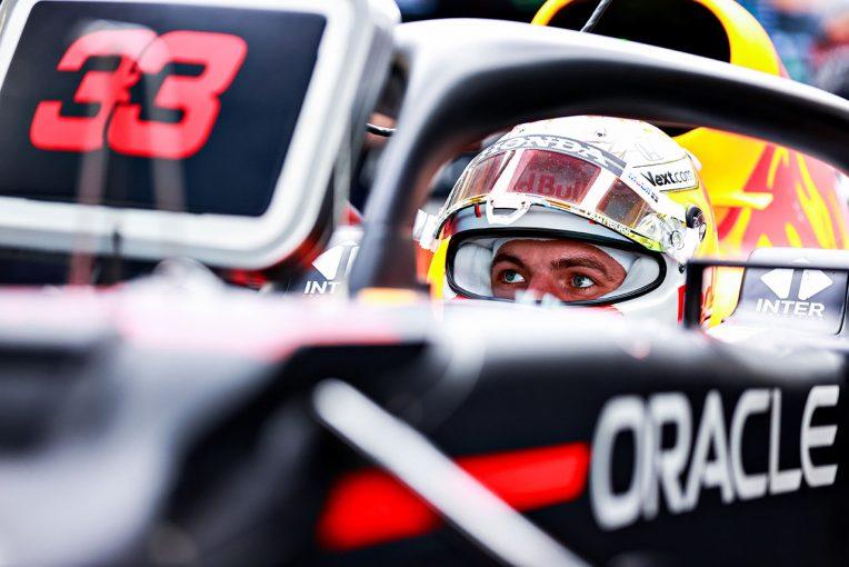 F1 | レッドブル・ホンダ密着:トラックリミット違反により、獲れるはずだったポールを逃した予選。終盤の渋滞も影響か