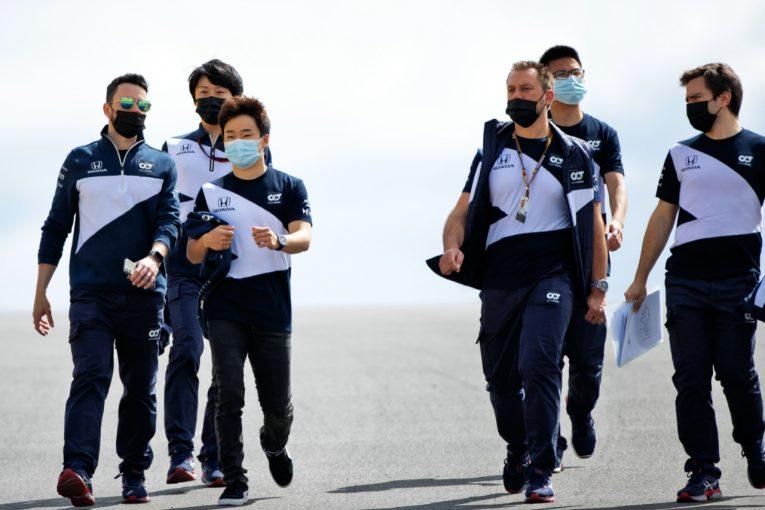 F1 | 【SNSピックアップ】F1第3戦(2):超僅差の予選&角田裕毅が語る、レースよりも恐怖を感じるもの