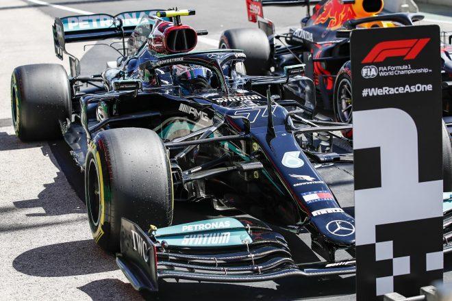 2021年F1第3戦ポルトガルGP バルテリ・ボッタス(メルセデス)がポールポジションを獲得
