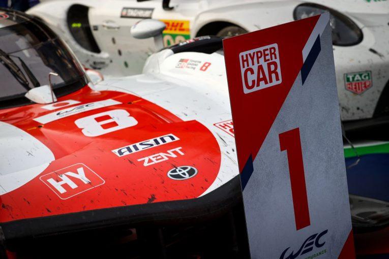 ル・マン/WEC | 豊田章男オーナー、速さと強さをみせたWECチームに感謝「GR010で鍛えたものをお客様に」