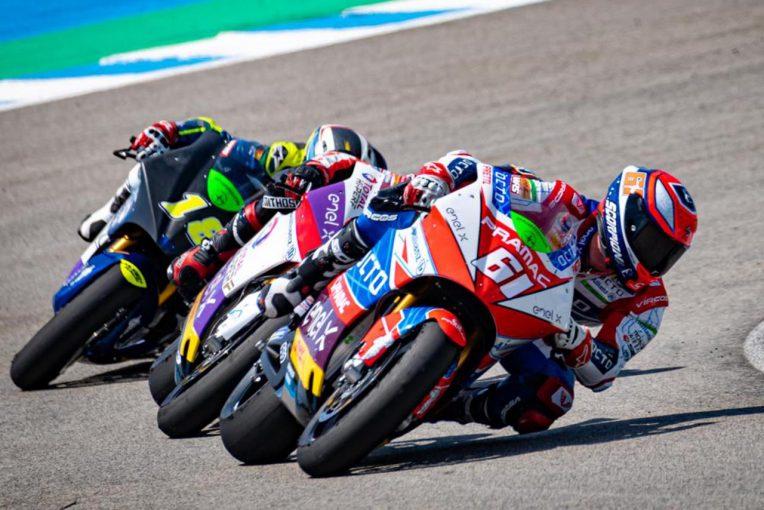MotoGP   【順位結果】2021MotoE第1戦スペイン大会 決勝