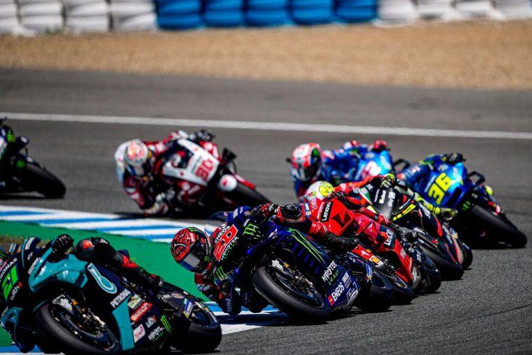 MotoGP | 【ポイントランキング】2021MotoGP第4戦スペインGP終了時点
