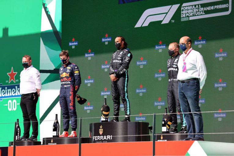 F1 | 【ギャラリー】F1第3戦ポルトガルGP