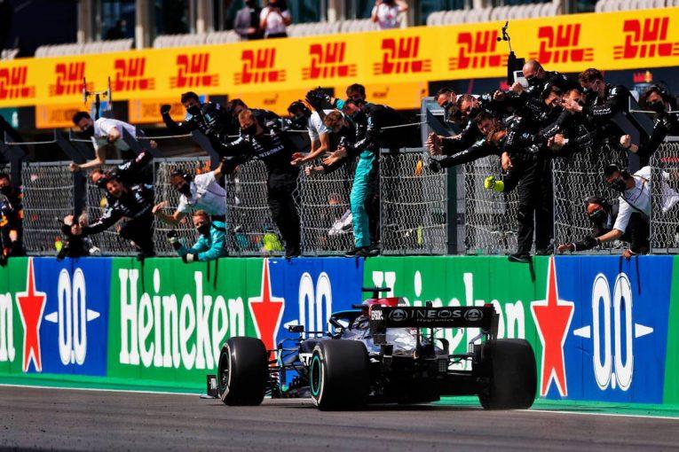 F1 | 【動画】F1第3戦ポルトガルGP決勝ハイライト