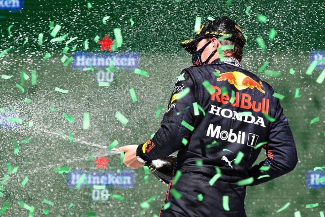 2021年F1第3戦ポルトガルGP マックス・フェルスタッペン(レッドブル・ホンダ)が2位を獲得
