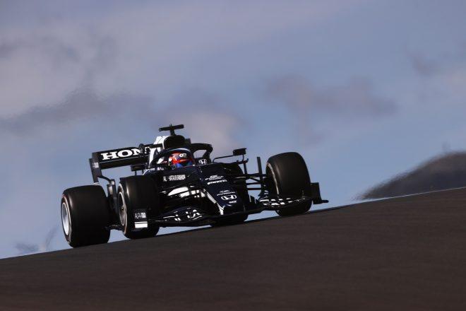 2021年F1第3戦ポルトガルGP 角田裕毅(アルファタウリ・ホンダ)