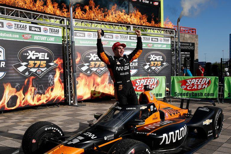 海外レース他   新星パト・オワードがインディカー初優勝【順位結果】インディカー第4戦テキサス決勝レース