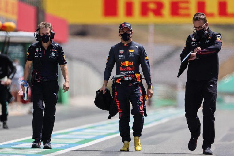 F1 | ペレス「ノリスを前に出してしまったのは完全に判断ミス」レッドブル・ホンダ/F1第3戦決勝