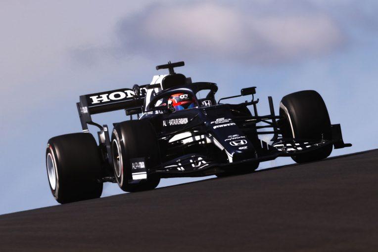 F1 | 【角田裕毅F1第3戦密着】全力を尽くすも「まったくペースがなかった」序盤からグリップ不足の一方、タイヤの理解も進む