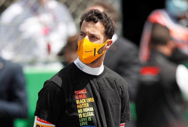 F1 | Q1落ちのリカルドが9位獲得「今日のレースで見えてきたものがある。楽観的になれた」マクラーレン/F1第3戦