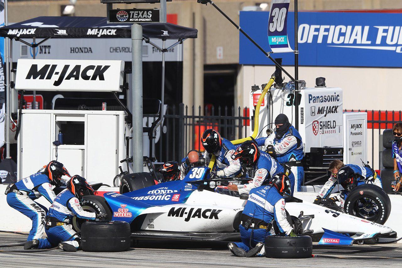 一発逆転の作戦も振るわず厳しいレースとなった佐藤琢磨「やることがすべて裏目に出てしまった」