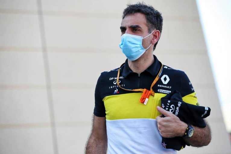 F1   元ルノー代表のシリル・アビテブール、アルピーヌF1のサプライヤー『メカクローム』にアドバイザーとして加入