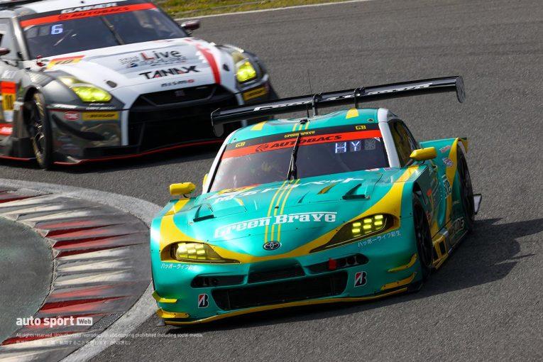 スーパーGT | 第2戦富士でGT300首位快走も悔しいリタイア。埼玉トヨペットGB GR Supra GTのトラブルは駆動系