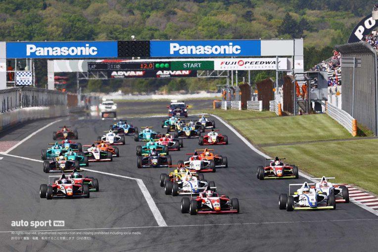 国内レース他 | 2021年FIA-F4が富士で開幕。第1戦で木村偉織が、第2戦で野中誠太が初優勝を手にする