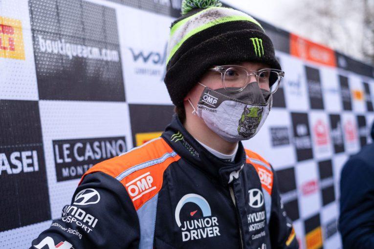 ラリー/WRC | オリバー・ソルベルグ、第5戦イタリアにふたたびヒュンダイi20クーペWRCで参戦へ